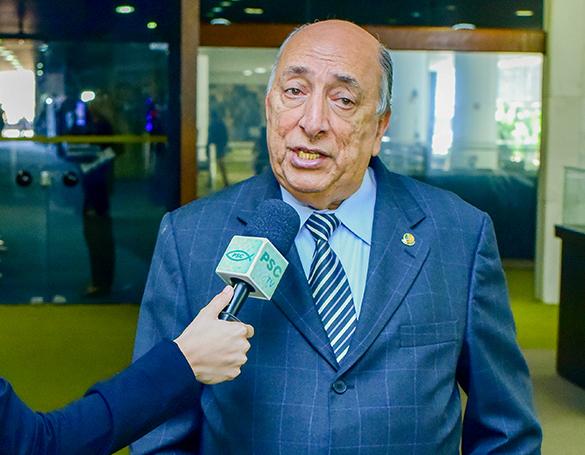Senador Pedro Chaves Foto: Fernando Chaves - Atualidade Politica